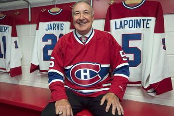 Guy Lapointe souffre d'un cancer de la gorge