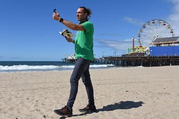 La Californie réduite au tourisme virtuel)