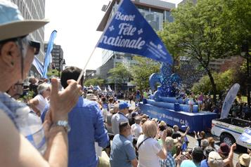 Pas de défilé de la fête nationale à Montréal)