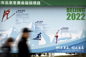 Un boycottage complet des Jeux de Pékin est réclamé)