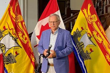 Nouveau-Brunswick: les libéraux rejettent la proposition de Blaine Higgs)