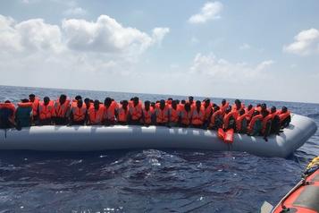 Libye: près de 500 migrants secourus en quatre jours