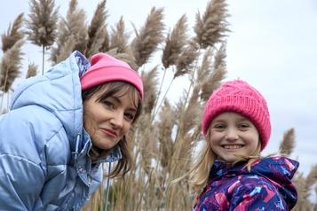 Maryse Letarte et Stella: pour chanter ensemble à Noël)