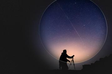 Projet Starlink: les satellites deSpaceX inquiètent lesastronomes