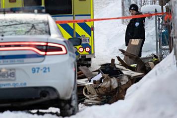 Incendie dans Hochelaga-Maisonneuve: la femme trouvée morte avait 23 ans