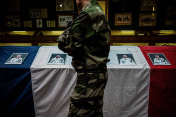 Mali: l'EI dit avoir causé la mort de 13 soldats français