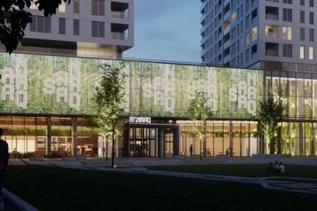 Centre Sanaaq Makivik se range derrière le projet)