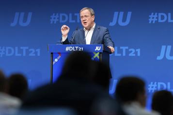 Législatives en Allemagne Armin Laschet prend le blâmepour l'échec des conservateurs