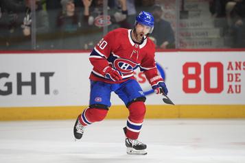Canadien: quatre autres joueurs de retour à Montréal)