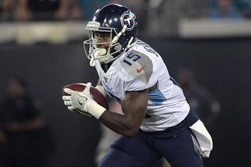 NFL: les Chargersembauchent le spécialiste des retours Darius Jennings