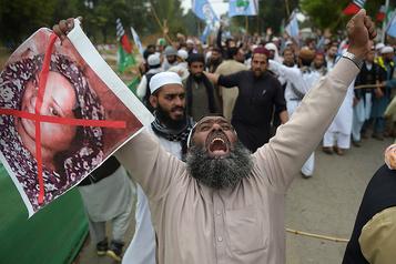 Pakistan: 80 islamistes condamnés à la prison pour les manifs anti-AsiaBibi