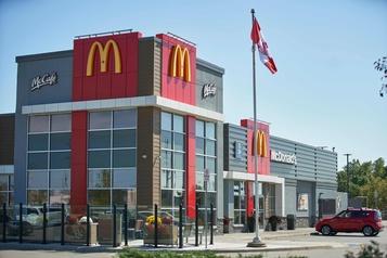 McDonald's paie cher son retard dans les hamburgers végétariens