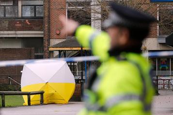 Un deuxième policier britannique contaminé par le Novitchok