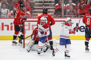 Canadien 4 – Capitals 3 (pointage final)