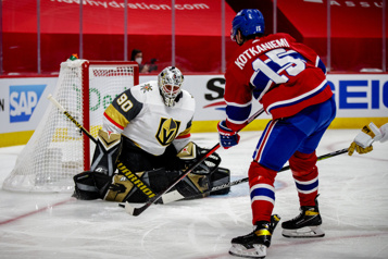 Avant-match Golden Knights c. Canadien, match 6)