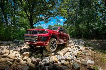 Jeep Banc d'essai Jeep Grand Cherokee L 2021: l'aventure en famille