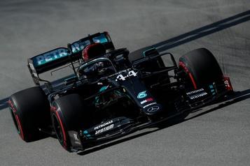 F1: Hamilton domine les essais au GP d'Espagne, Stroll 11e)