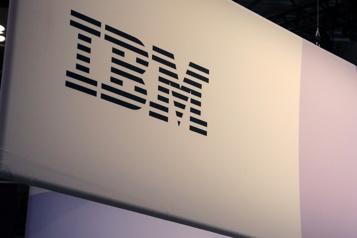 IBM Malgré le pari sur le cloud, les revenus continuent de baisser)