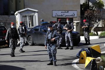 Liban Près de 70détenus s'évadent d'un centre de détention)