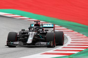 F1: la réclamation de Red Bull contre Mercedes rejetée, le DAS jugé réglementaire)