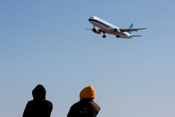 Forfaits illimités pour relancer le trafic aérien en Chine)