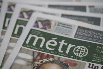 Métro Média met à pied 40% de ses employés