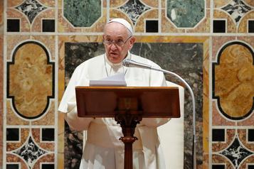 Climat: le pape reproche une réponse «trop faible» aux dirigeants mondiaux