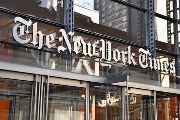 Le New York Times va relever ses tarifs en ligne pour la première fois depuis 2011
