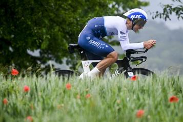 Un premier Tour de France pour Guillaume Boivin)