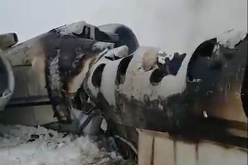 Un avion des forces américaines s'écrase en Afghanistan
