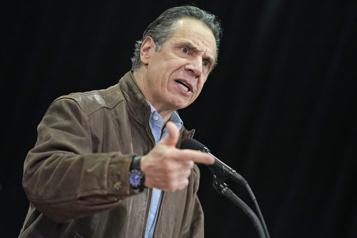 Harcèlement sexuel De nouvelles allégations contre le gouverneur de New York Andrew Cuomo)