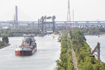Transport maritime Voie maritime du Saint-Laurent: quatre chiffres pour comprendre