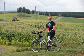 Ironman de Mont-Tremblant: s'entraîner malgré l'exigeant métier