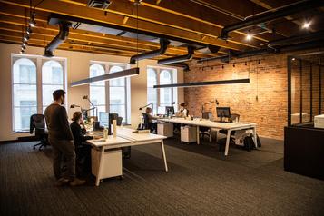 Le cabinet d'architecture Patriarche ouvre une agence à Montréal)