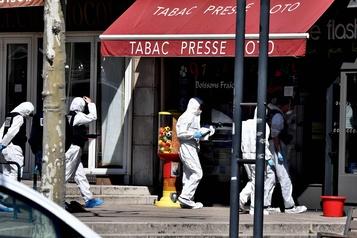 Attaque au couteau en France: un troisième homme interpellé