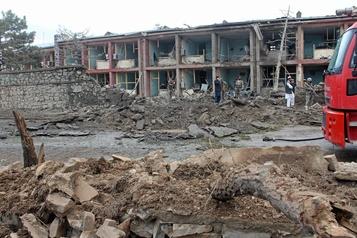 Afghanistan: cinq civils tués dans une attaque des talibans contre l'armée)