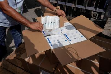 La Russie expédie de l'aide humanitaire à Cuba)