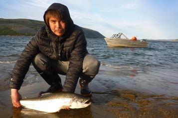 Une partie de pêche au bout dumonde