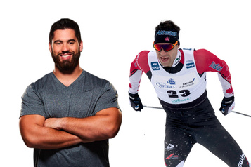 L'athlète québécois de la décennie: Laurent Duvernay-Tardif c. Alex Harvey