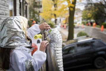 Halloween Cinq idées pour distribuer les bonbons )