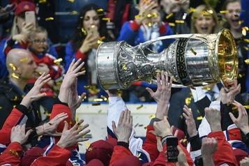 La KHL reprendra ses activités le 2septembre)