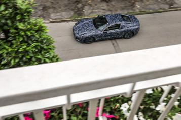 Maserati La GranTurismo deviendra le premier modèle entièrement électrique de la marque)