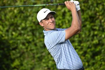 PGA: Champ participe au tournoi de Detroit)