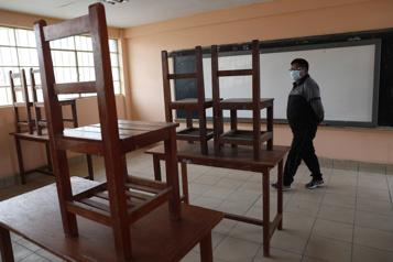 COVID-19 168millions d'enfants n'ont pas été à l'école depuis un an)