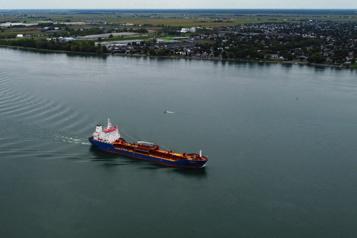 Stratégie maritime du Québec Une enveloppe de 930millions pour l'«Avantage Saint-Laurent»)