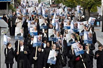 Conflit juridique avec Québec Gain de cause partiel pour les juristes de l'État