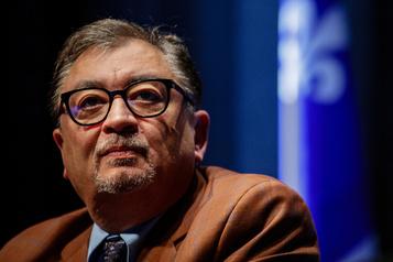 Horacio Arruda affirme qu'il «n'a rien à cacher» )