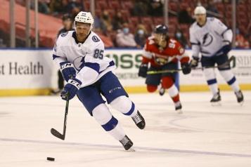 LNH Un «boost d'espoir» pour les jeunes hockeyeurs de couleur )