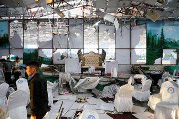 Afghanistan: 63 morts et 182 blessés dans l'attentat contre un mariage