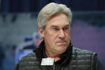 NFL: Doug Pederson est remis de la COVID-19 et de retour avec les Eagles)
